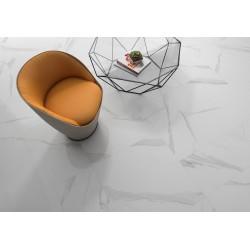 Carrelage aspect marbre blanc CALACATTA - STAUARY - KAIROS