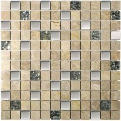 Mosaique de verre GRE501