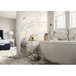 Carrelage POLI THE ROOM -  INV WHITE - 120x60 Rectifié