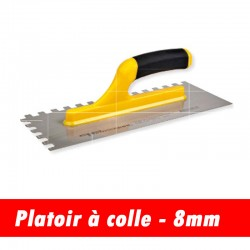 Platoir à colle - 8 mm - 30x12