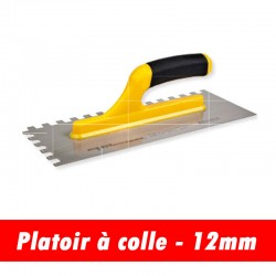 Platoir à colle - 12 mm -...