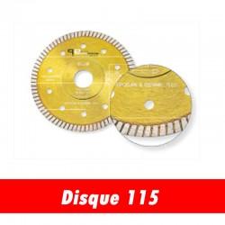 Disque  de coupe SLIM diam 115