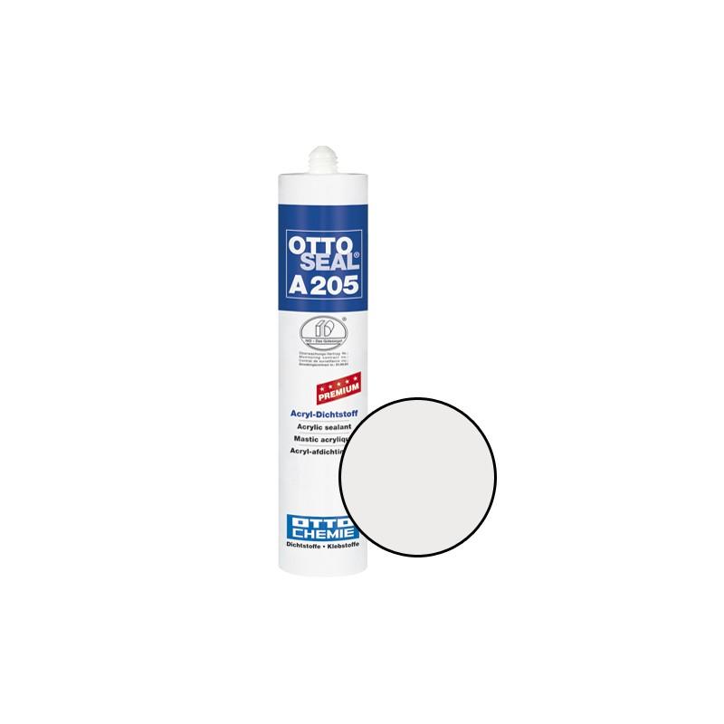 Mastic Acrylique mono composant - A205 BLANC