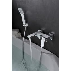 Robinet + douche pour baignoire VALENCIA