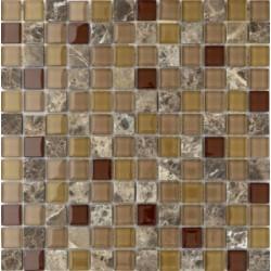 Mosaique de verre Brazil 30x30