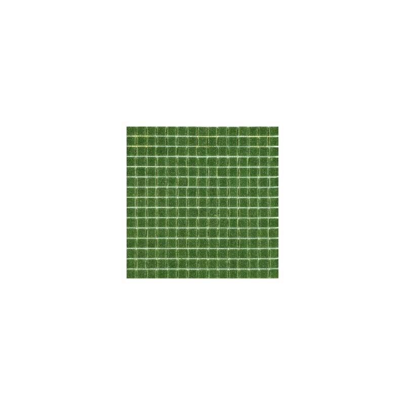Mosaique de verre vert escuro 30x30