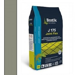 Joint carrelage - Bostik J175 Gris Ciment 5kg