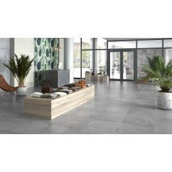 Carrelage aspect BETON IN TIME GRAPHITO NATURAL 60x60