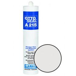 Mastic graineux réparation de fissures - A215 BLANC