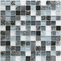 Mosaique de verre CRA025